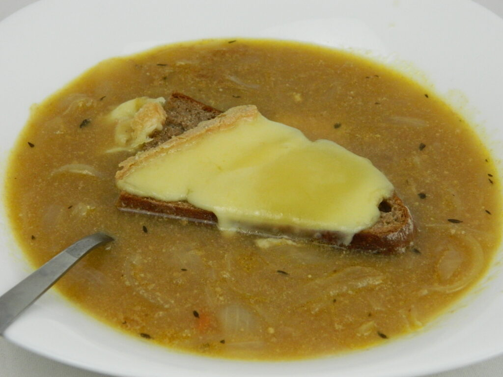 ònion soup