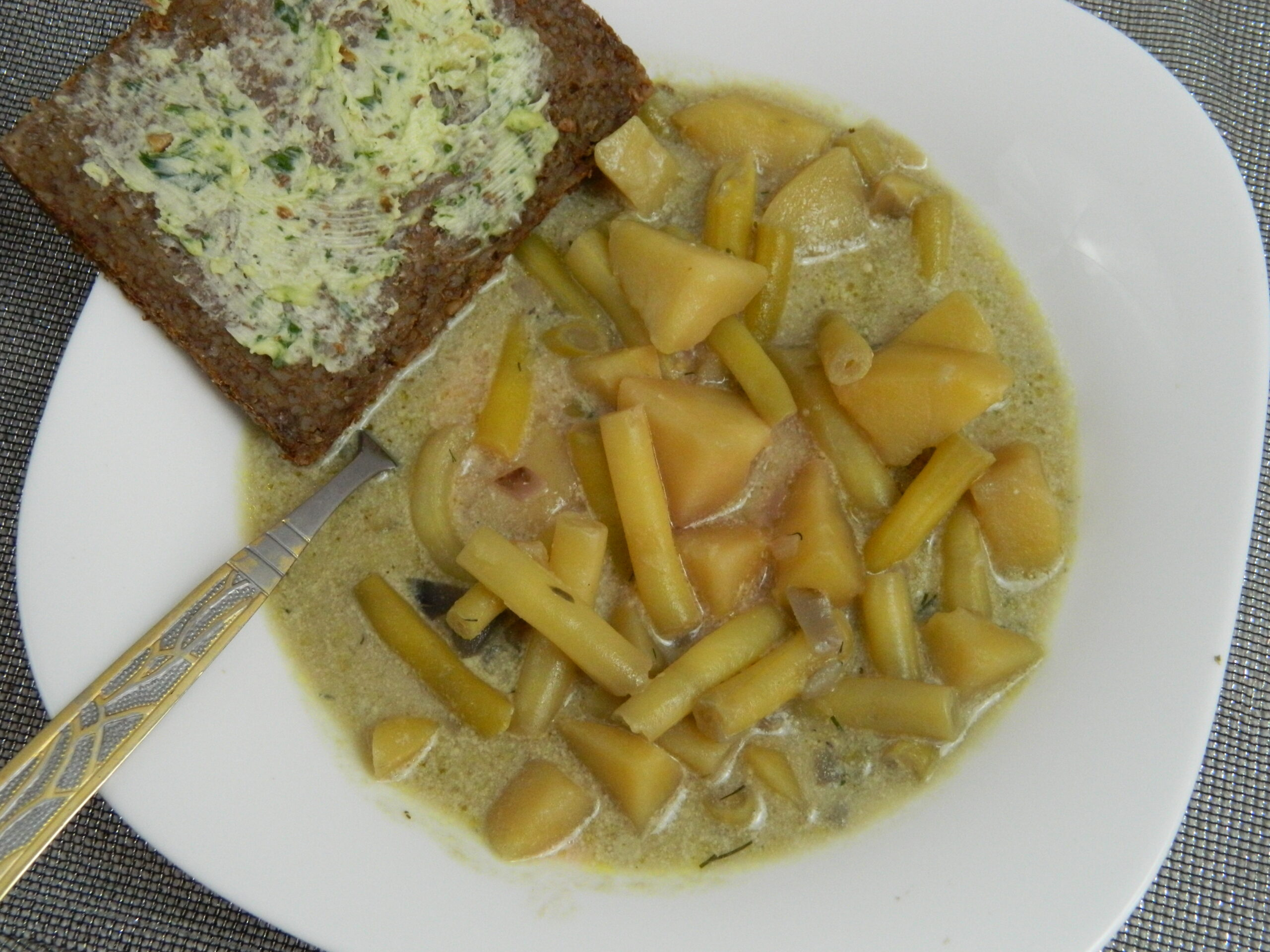 Milky Young Bean Soup