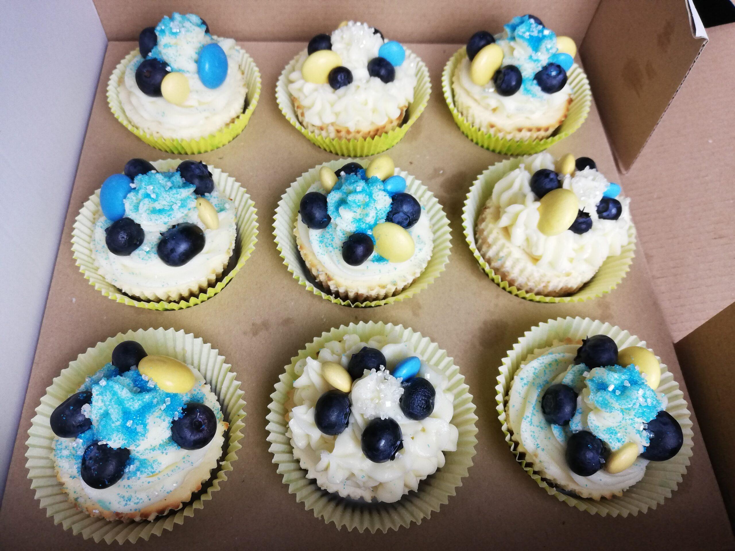 Individual Cheesecake Cupcakes
