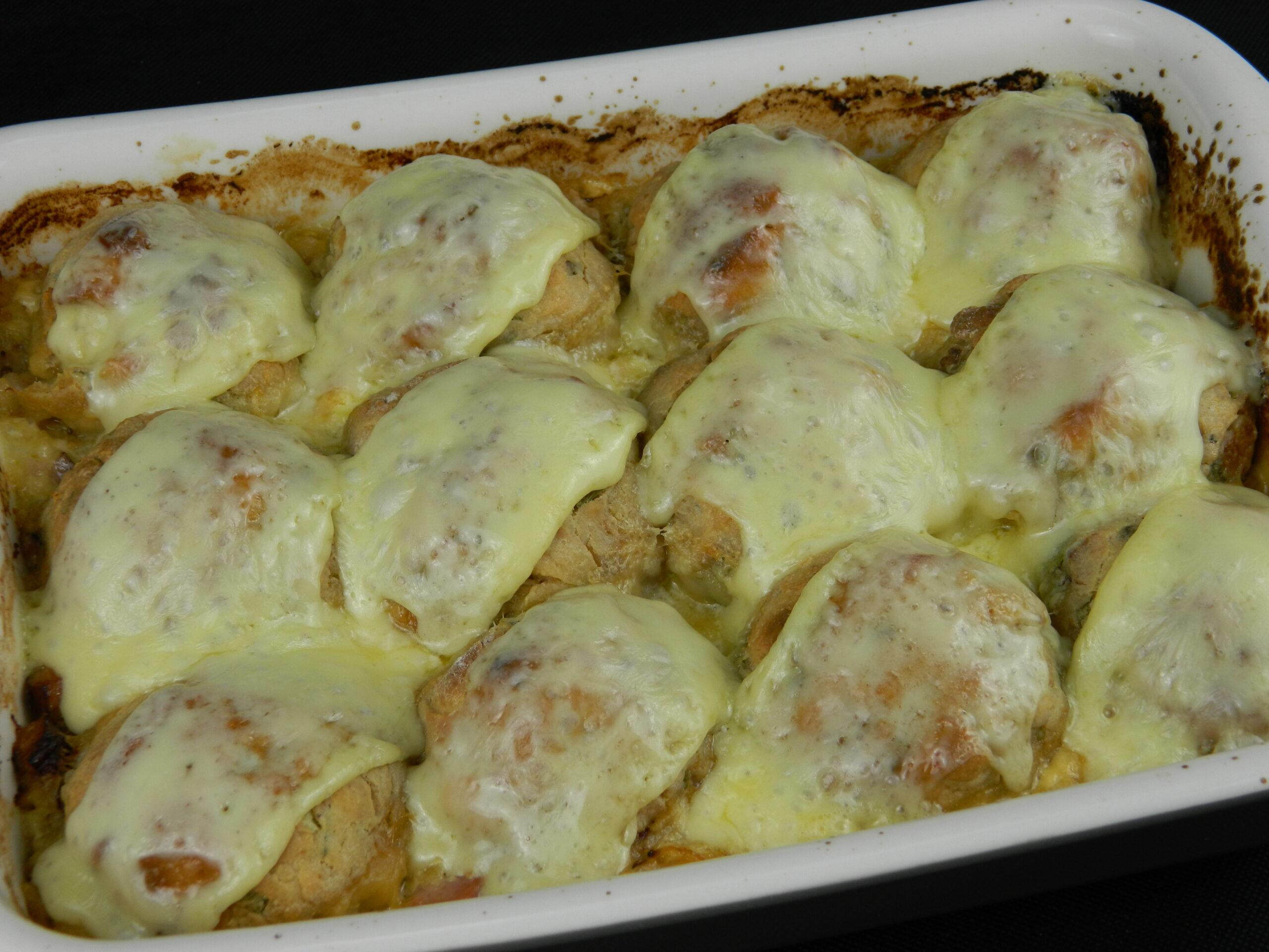 Austrian Dumplings Casserole