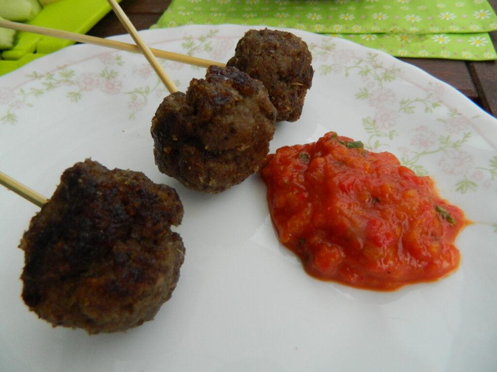 balkan meatballs