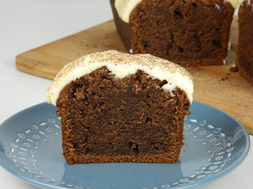 Butternut Squash Chocolate Loaf