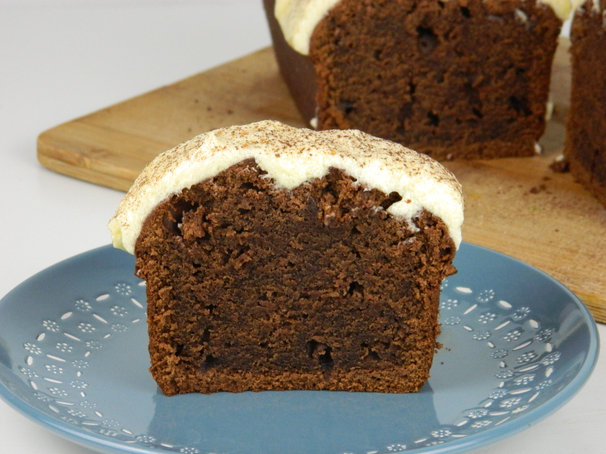 Butternut Squash Chocolate Loaf