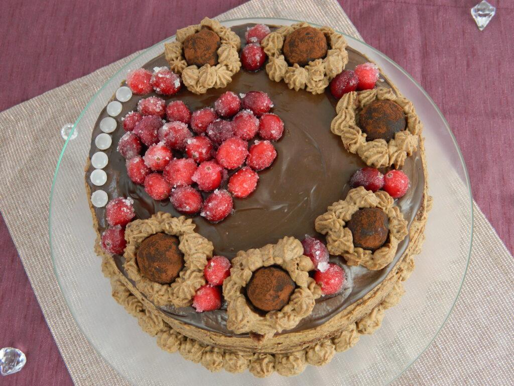 Chocolate Love Tart