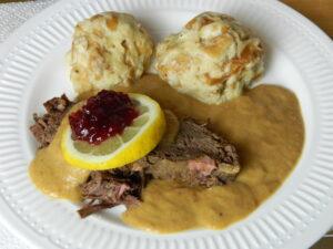 Czech Beef Roast