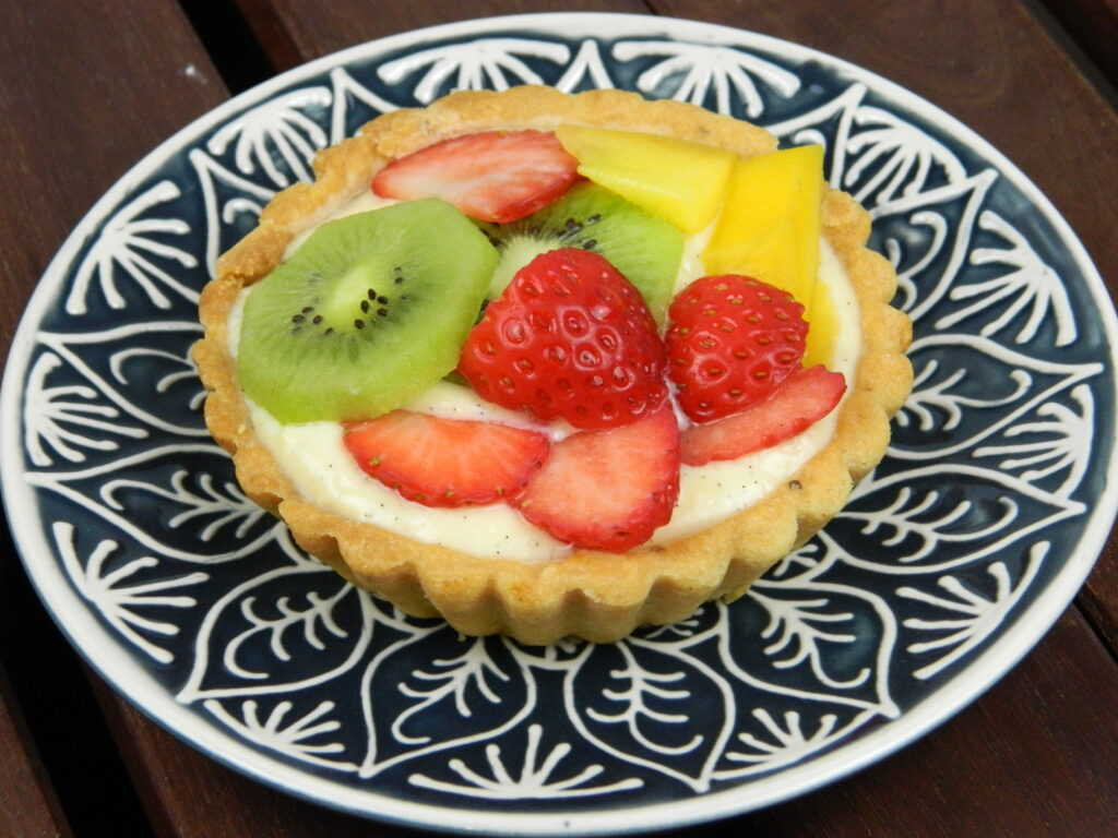 Easy Fruit Tartelettes