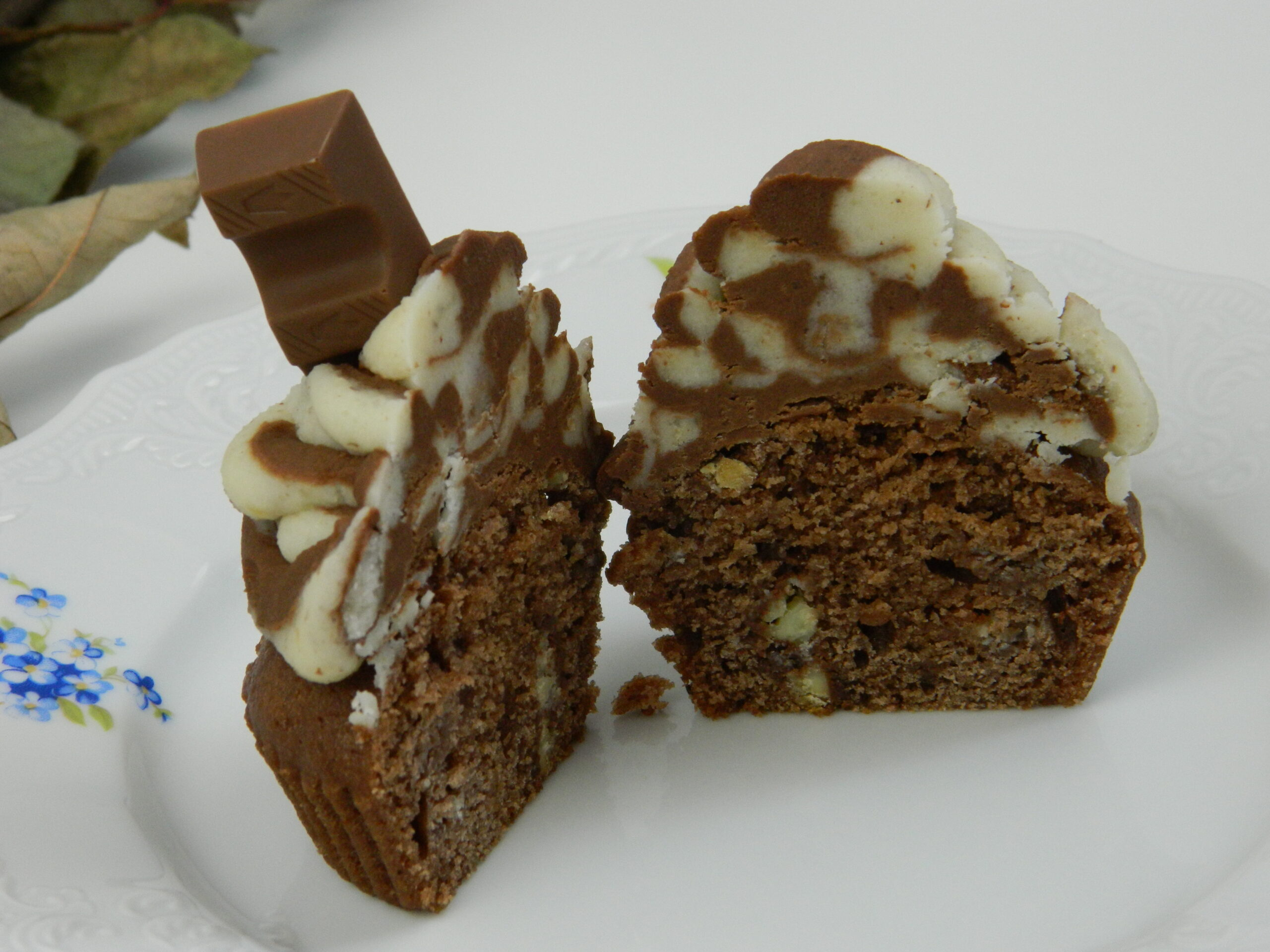 Kinder Cupcakes