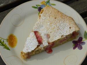 Amazing Strawberry Rhubarb Pie