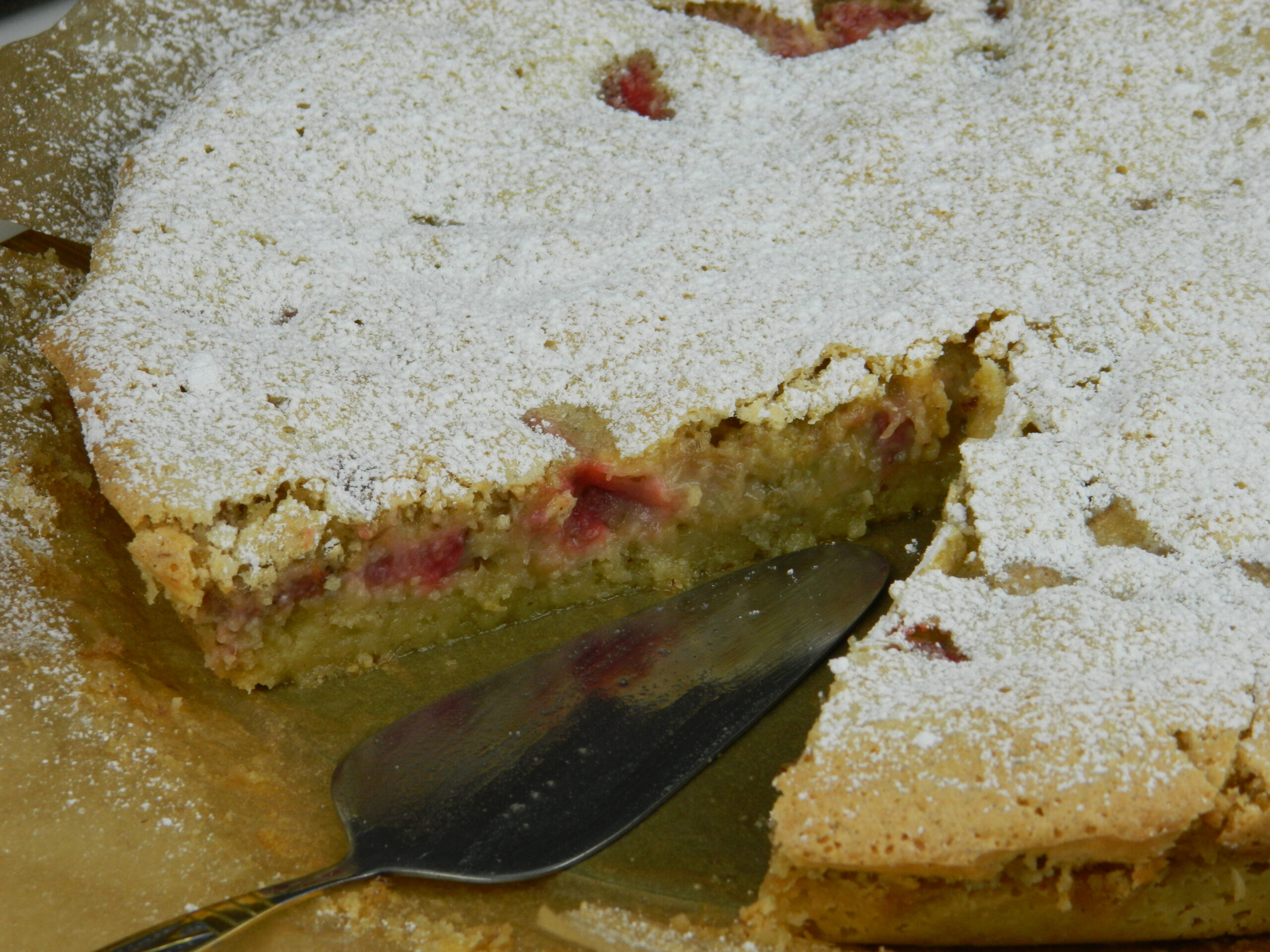 Amazing Strawberry Rhubarb Pie