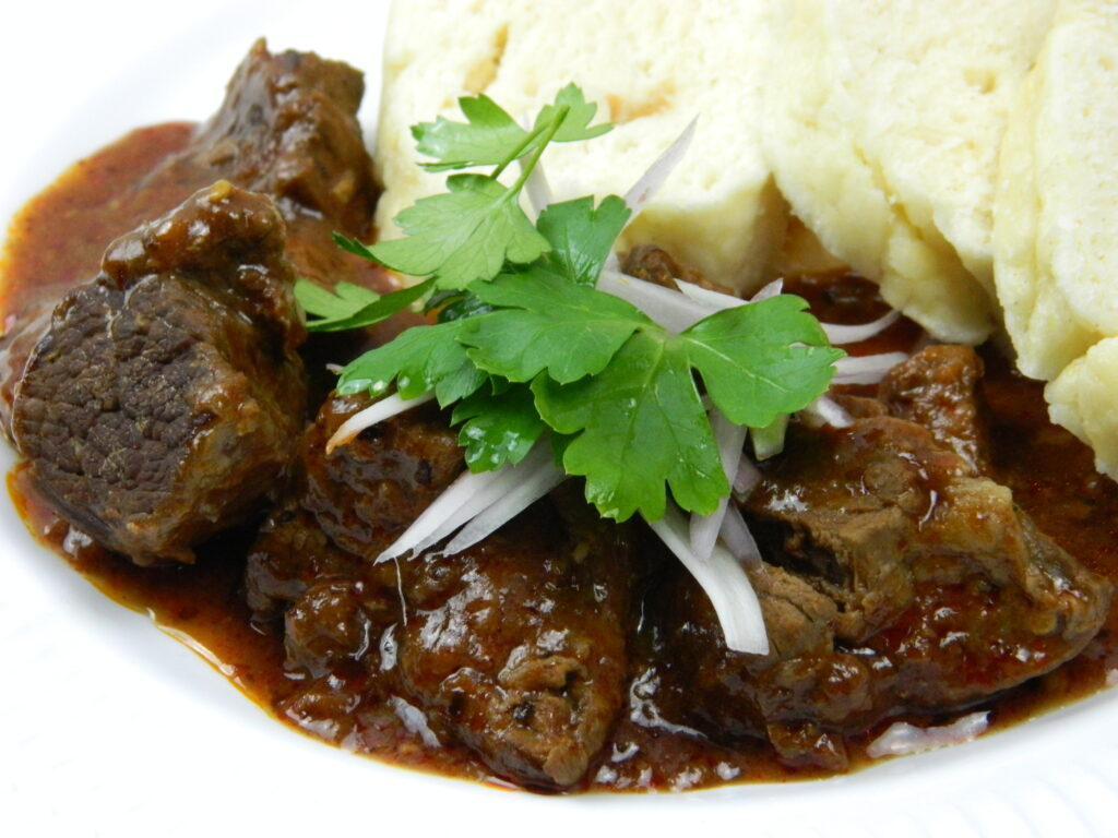 Prague Beef Goulash