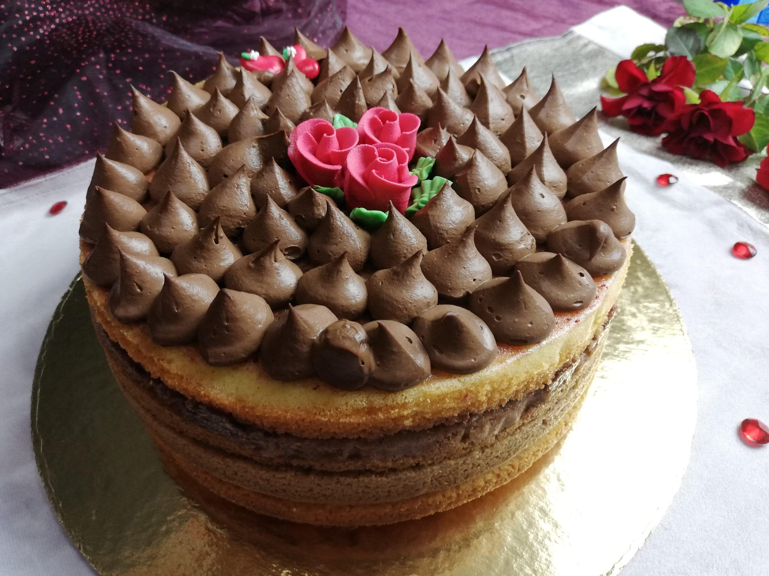 Russian Black Tea Cake