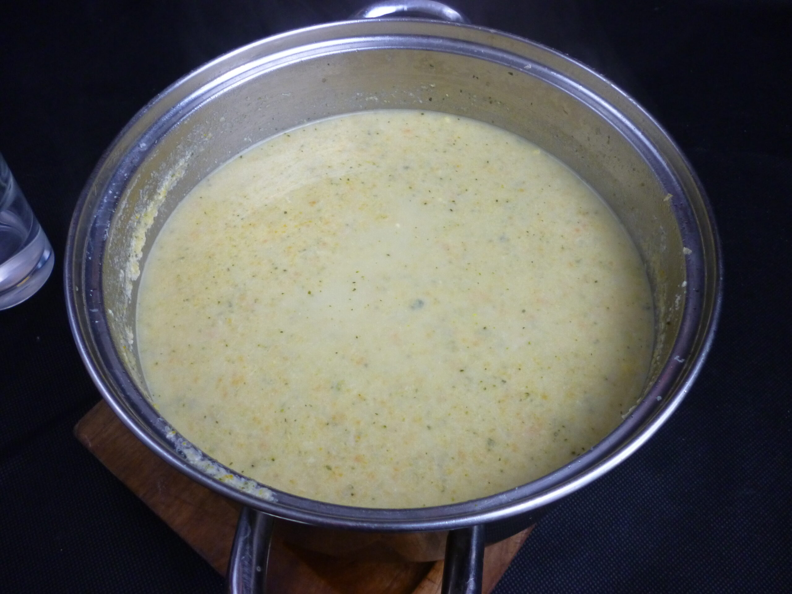 Smooth Chicken Soup