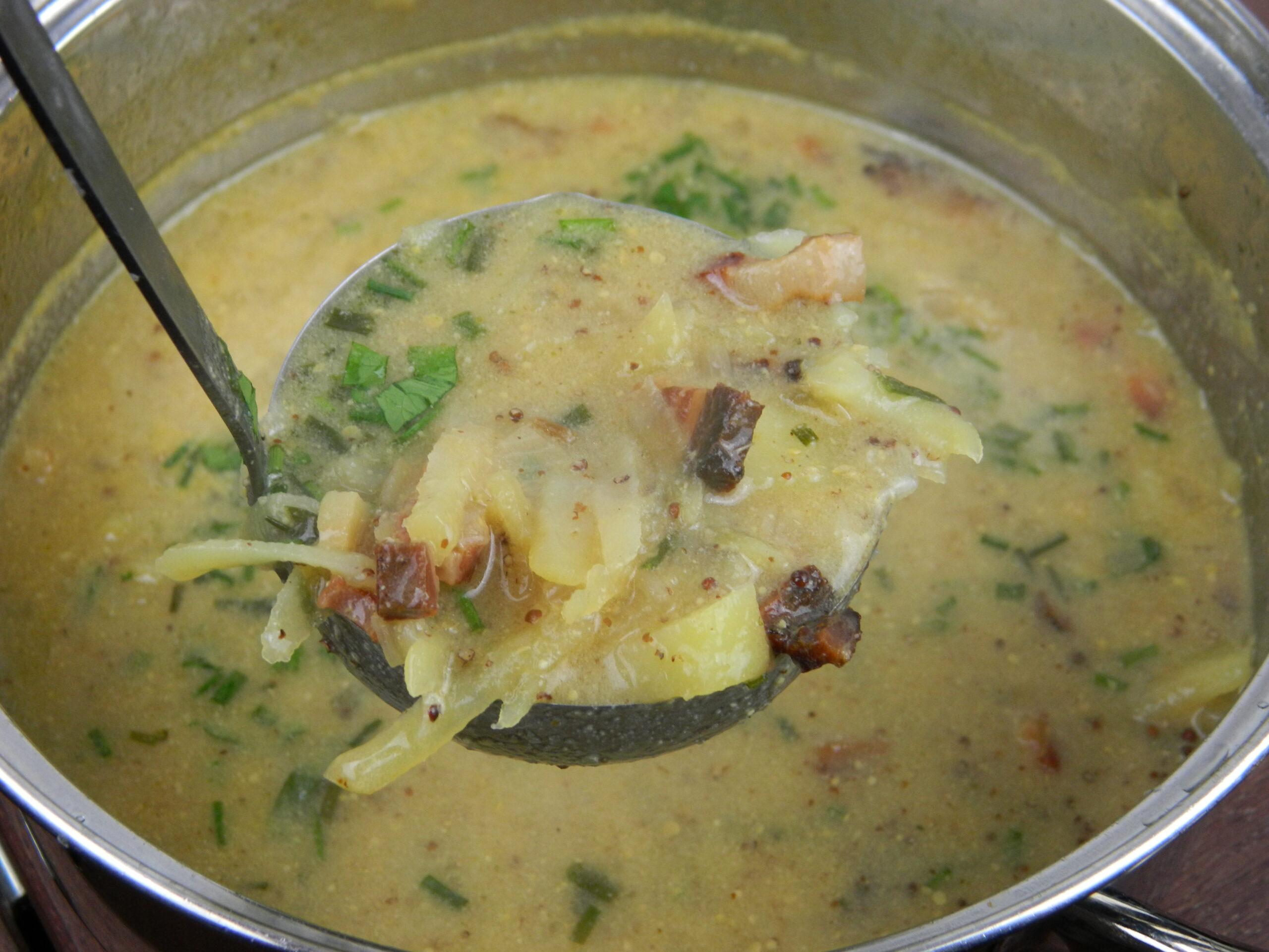 Dutch Mustard Soup