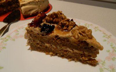 Coffee Cake with Cardamom and Walnuts (6)