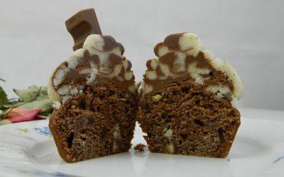 Happy Kinder Cupcakes (20)