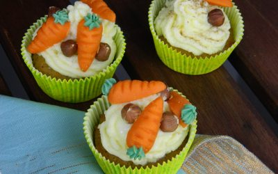 Lovely Carrot Cupcakes (3)